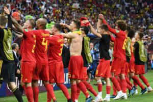 belgique foot euro