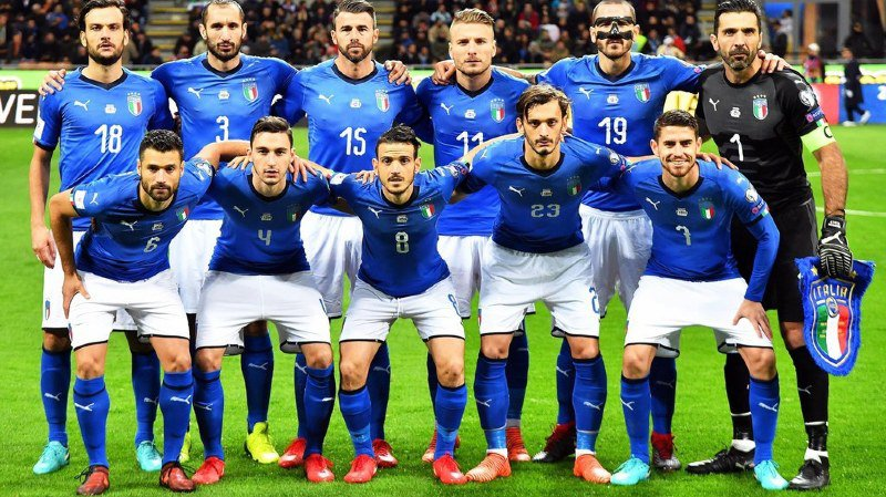 italie foot euro