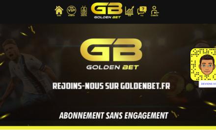L'avis sur le site de pronostics Golden Bet